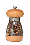 00111 Natural Mushroom Pepper Mill