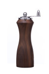 00661 Tall WW American Black Walnut Pepper Mill